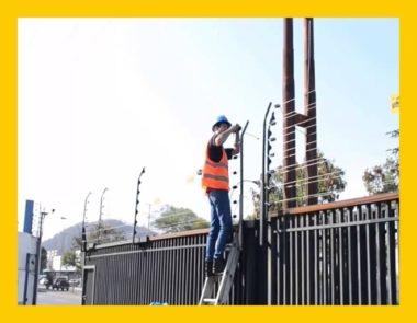 instalacion de cercos electricos en lima
