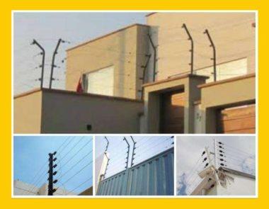mantenimiento de cercos electricos