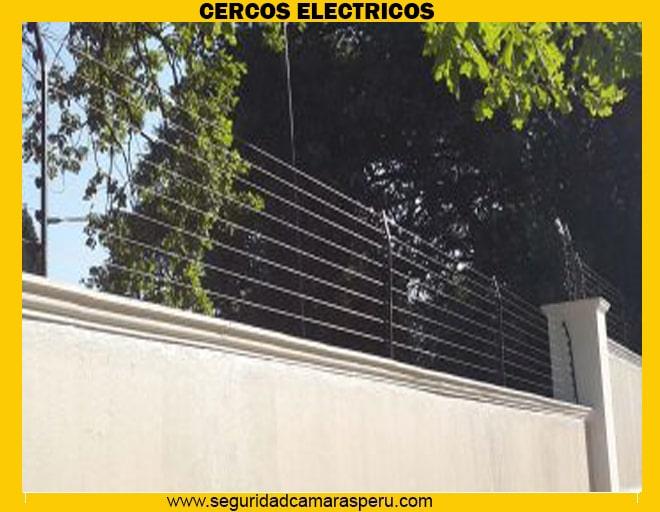 Cercos Eléctricos en Lima