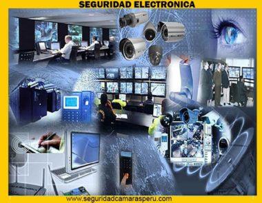 proyecto de seguridad electronica en lima