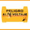 LETRERO DE ADVERTENCIA PARA CERCO ELECTRICO